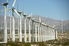 Fonte de energia renovável Fotos de Stock