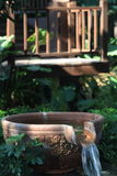 Fonte de água Foto de Stock Royalty Free