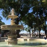 Fonte de Lisboa Imagem de Stock Royalty Free