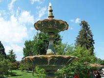 Fonte do parque Imagens de Stock Royalty Free