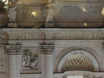 Fonte do Trevi em Roma fotografia de stock royalty free