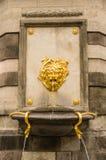 FONTE EM BONA, ALEMANHA Fotos de Stock Royalty Free