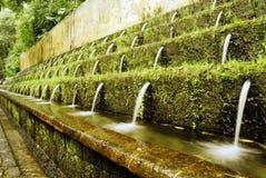 Fonte em Parque Nacional, Uruapan México Foto de Stock Royalty Free