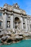 Fonte Fontana di Trevi do Trevi Imagens de Stock
