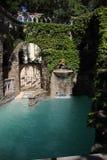 A fonte no parque em Gelendzhik Foto de Stock