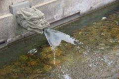 Fonte no qui Lin Nunnery Fotos de Stock Royalty Free