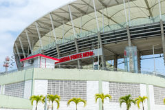 Fonte Nova Stadium in Salvador, Bahia, Brazil Royalty Free Stock Photo