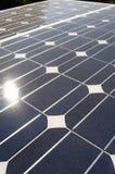 Fonte Photovoltaic Fotografia de Stock Royalty Free