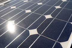 Fonte Photovoltaic Foto de Stock