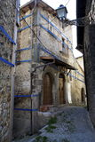 Fontecchio, centre images stock