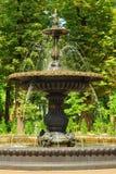 Fontein Royalty-vrije Stock Afbeeldingen