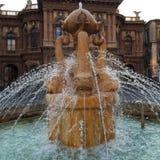 Fontein in Catanië royalty-vrije stock afbeeldingen