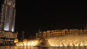 Fontein in Doubai