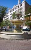Fontein goed-ii van Santiago DE Chili Stock Afbeelding