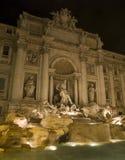 fontein Trevi Royalty-vrije Stock Foto's