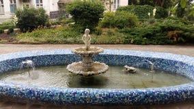 fonteinen Royalty-vrije Stock Foto
