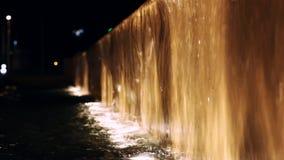 fonteinen stock video