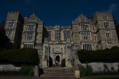 Fonteinenabdij in Yorkshire, Engeland royalty-vrije stock foto's