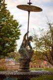 Fonteingodin in Grant Park Royalty-vrije Stock Fotografie