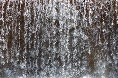 Fontes da cascata foto de stock