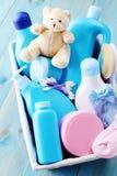 Fontes do bebê foto de stock