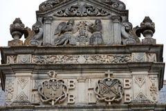 Fontevraud Abbey Royalty Free Stock Photo