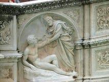 Fontevraud Abbey - Loire Valley Royalty Free Stock Photo