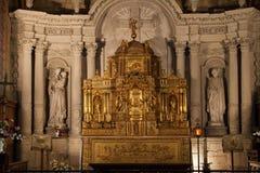 Fontevraud abbotskloster Royaltyfria Foton