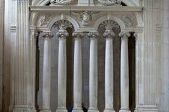 Fontevraud abbotskloster Royaltyfri Fotografi