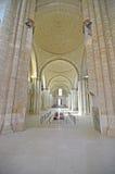 Fontevraud abbotskloster Royaltyfri Foto