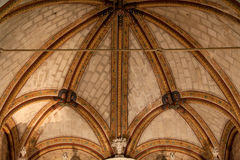 Fontevraud-Abtei Stockbild
