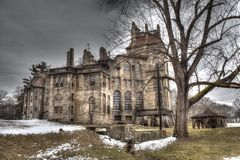 Fonthill castle in Doylestown, Pa. USA Royalty Free Stock Photography