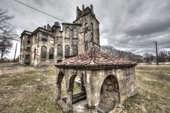 Fonthill castle Royalty Free Stock Images