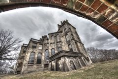 Fonthill castle Royalty Free Stock Image