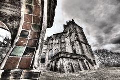 Fonthill castle Royalty Free Stock Photos