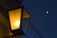 Fonti luminose Fotografia Stock Libera da Diritti