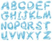 fonts illustrazione vettoriale