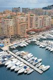 Fontvieille. Stock Images