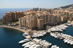 Fontvieille, Monaco Immagini Stock