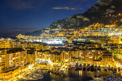 Fontvieille Monaco Stock Photo