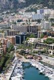 Fontvieille, Monaco Stock Image