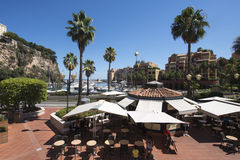 Fontvieille, Monaco Royalty Free Stock Image
