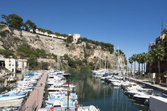 Fontvieille, Monaco Stock Photos