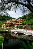 Foo Lin Kong Temple foto de stock