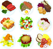 Food 02 Stock Images
