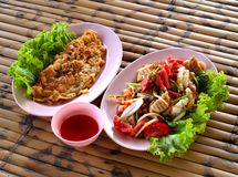 Food 02 stock photography