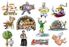 Food_1 Stock Image