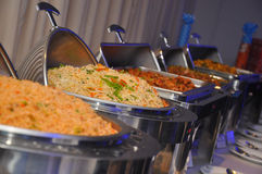 Food. Asian five star hotel food  buffer Stock Images