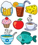 Food And Drink Collection 1 Stock Image