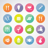 Food And Drink Icon Stock Image
